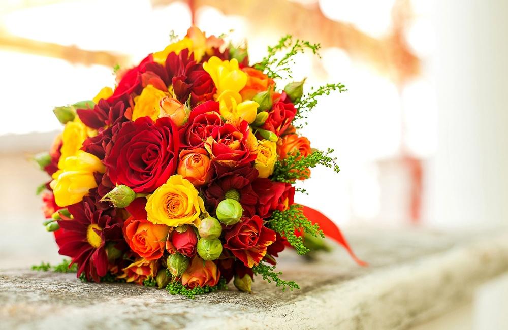 Floristik Blumensträusse